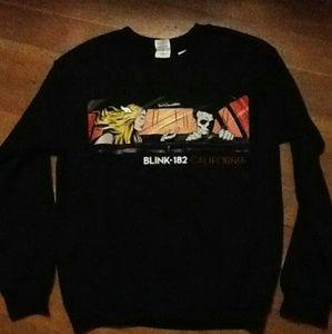 Blink 182 sweatshirt